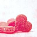 Şeker Kalpler