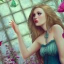 Tasarım Kız Resim