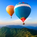 Uçan balon 4