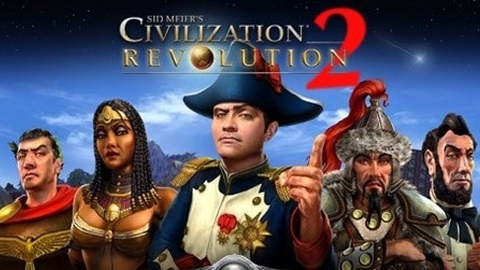 Civilization Revolution 2 strateji oyunu iOS ve Android i�in duyuruldu
