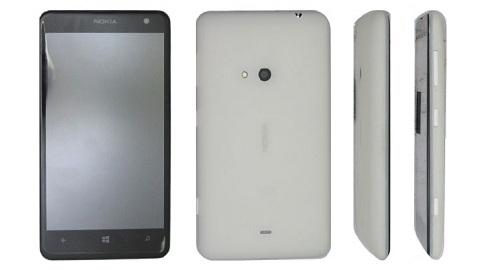 4.7 inçlik Nokia Lumia 625 yakında 320$ fiyatla satışa çıkacak