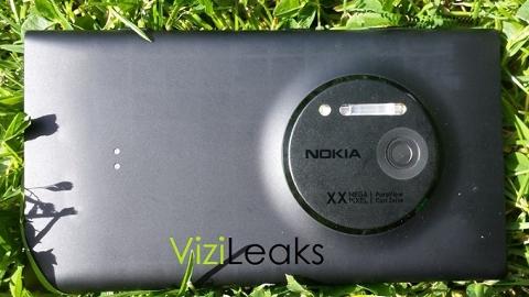 41 MP Nokia'dan yen görüntüler gelmeye başladı