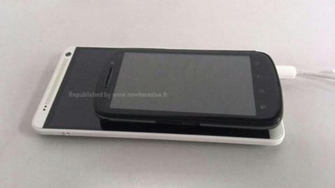 5.9 inçlik HTC One Max'a ait yeni bir görüntü sızdı
