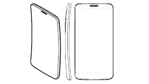 6 inç büyüklüğünde esnek POLED ekranlı LG G Flex kasımda geliyor