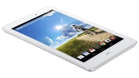 Acer Iconia Tab 8 resmen tanıtıldı