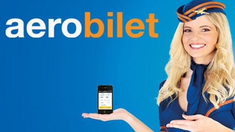 Aerobilet Android Uygulaması