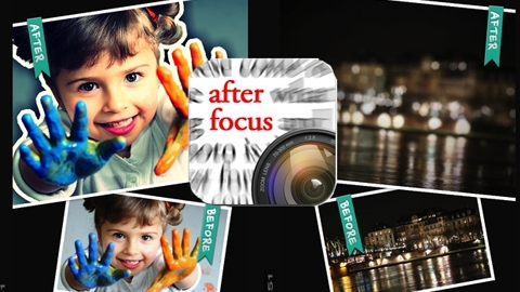 AfterFocus Android Uygulamas�