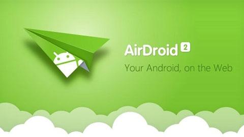 AirDroid Android Uygulaması