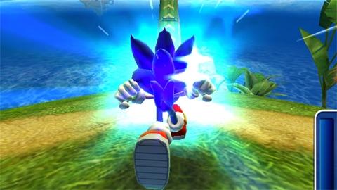 Aksiyon ve macera oyunu severler için Sonic Dash