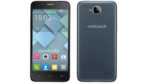 Alcatel'in One Touch Idol Mini telefonu ortaya çıktı