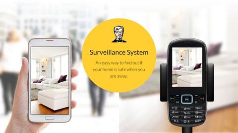 Alfred iOS IP Kamera Uygulaması