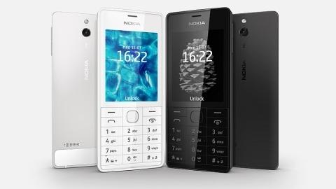 Alüminyum kasalı Nokia 515 tanıtıldı