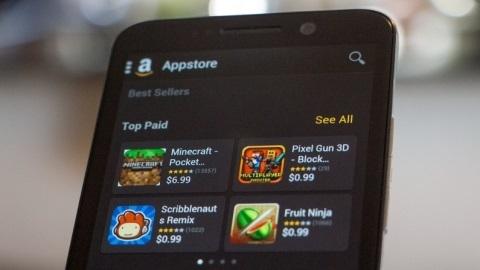 Amazon Appstore artık Türkiye'de