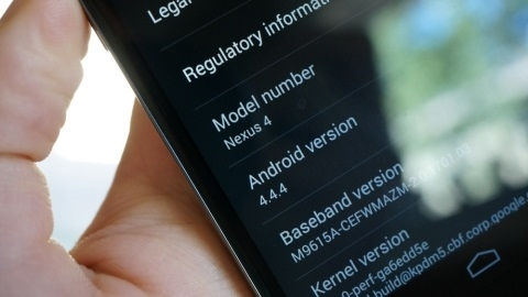 Android 4.4.4 KitKat güncellemesi çıktı
