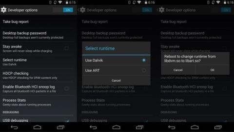 Android 4.4 KitKat ile uygulamalar iki kata kadar daha hızlı çalışacak