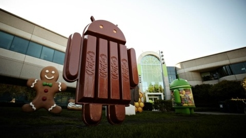 Android 4.4 KitKat resmen açıklandı