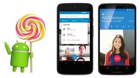Android 5.1 resmen detaylandı