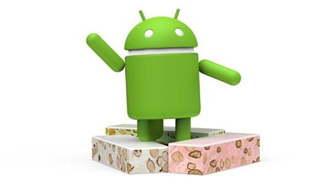 Android Nougat sürümünün kullanım oranı yüzde 7'ye ulaştı