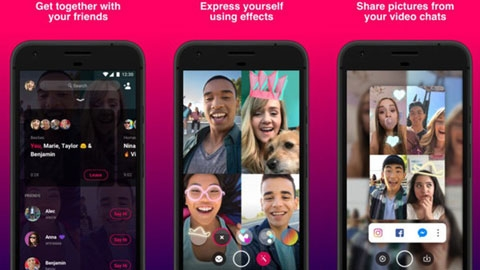 Android Bonfire: Group Video Chat Uygulaması