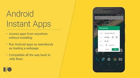 Yüklemeden çalışan Android uygulamalar geliyor