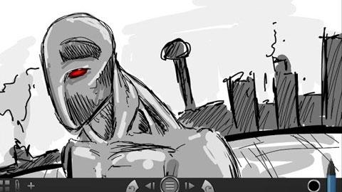 Android Storyboard Uygulaması