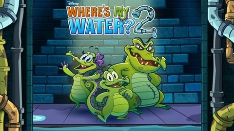Android ve iOS Bulmaca Oyunu: Where's My Water? 2