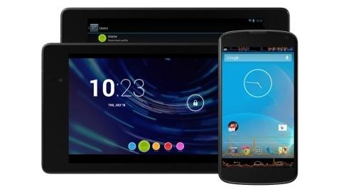 Android telefonlar için çoklu kullanıcı desteği Android L ile geliyor