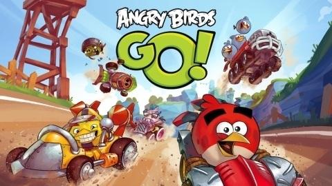 Angry Birds Go! 11 Aralık'ta çıkıyor