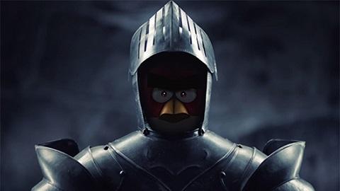 Orta Çağ temalı yeni bir Angry Birds oyunu geliyor