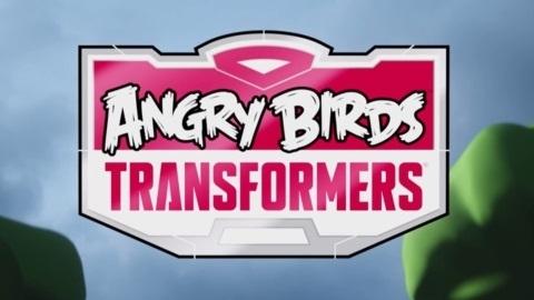 Angry Birds Transformers için ilk tanıtım videosu