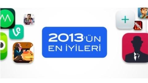 2013'ün en iyi iPhone, iPad uygulama ve oyunları