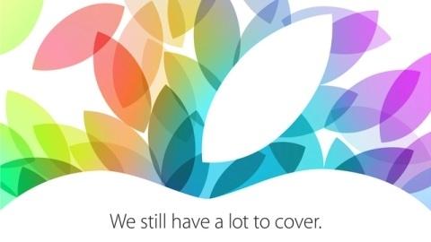 Apple, 22 Ekim'de yeni ürünlerini tanıtacağını açıkladı