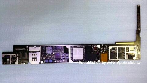 Apple A8X yongası görüntülendi