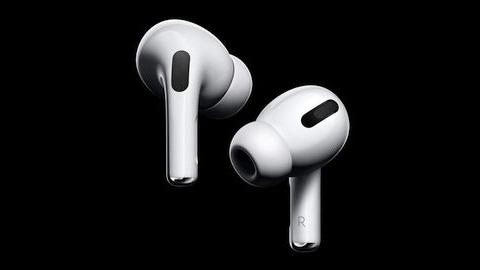 Apple, yeni kablosuz kulaklığını tanıttı: AirPods Pro