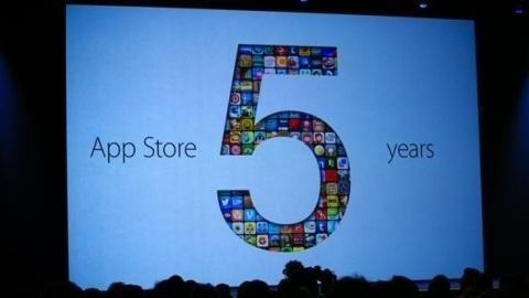 Apple App Store'nin en popüler 50 uygulama ve oyunu