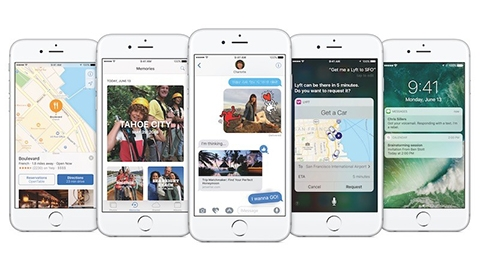 iOS 10.3.2 için ilk deneme sürümü yayımlandı