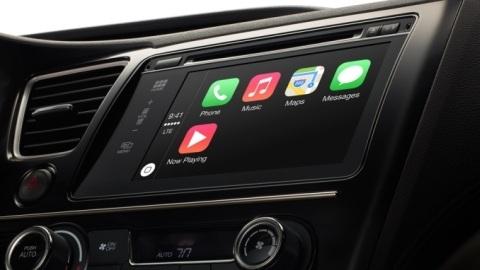 Apple CarPlay araç içi eğlence sistemi resmiyet kazandı