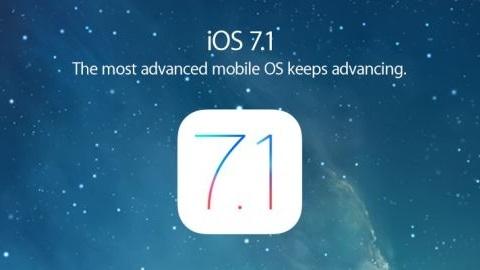 iOS 7.1 yenilikleri
