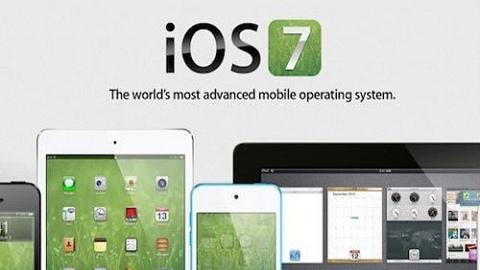 Apple iOS 7 daha sade ve daha kullanışlı olacak