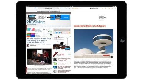 iOS 8 ile iPad aynı anda iki uygulama çalıştırma fonksiyonu kazanacak