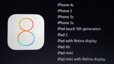Apple iOS 8 dağıtım tarihi ve güncellenecek cihazlar netlik kazandı