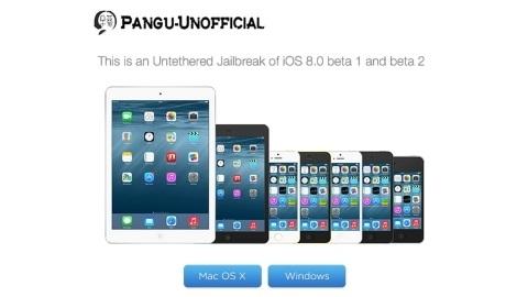 iOS 8 için jailbreak geliyor