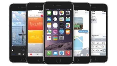 iOS 8.0 işletim sistemi güncellemesi resmen dağıtılmaya başladı