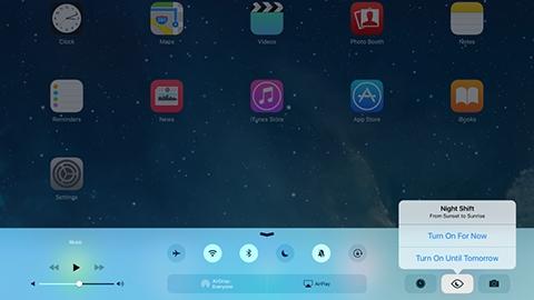 iOS 9.3 güncellemesinin ikinci genel betası yayımlandı