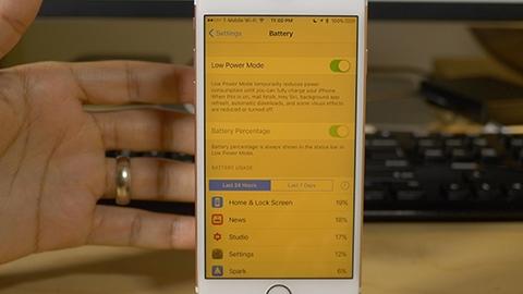 iOS 9.3 güncellemesi tüm kullanıcılar için dağıtılmaya başladı