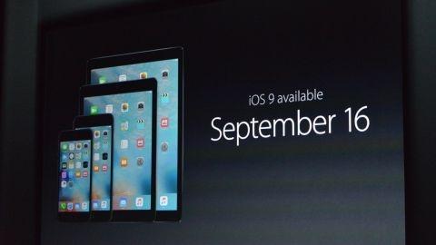 iOS 9 çıkış tarihi ve güncellenecek cihazlar belli oldu