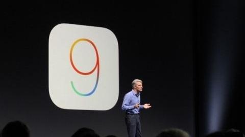 iOS 9 resmen tanıtıldı