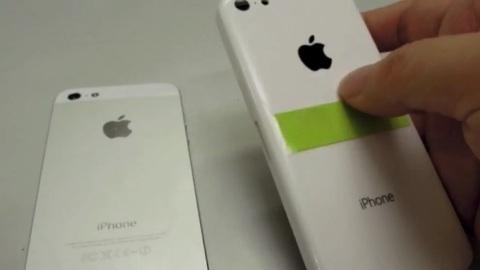 Apple iPad 5 ve iPhone 5C'ye ait yeni videolar ortaya çıktı