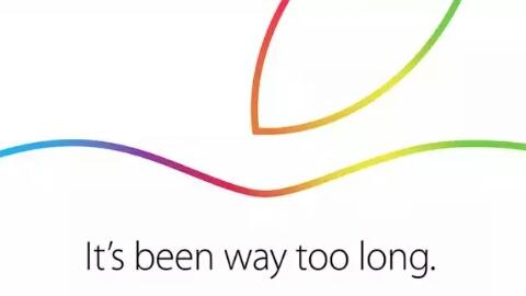 Apple, yeni tabletlerini tanıtacağı 16 Ekim etkinliğini duyurdu
