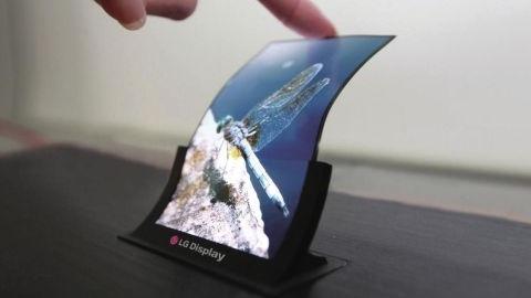 LG'den esnek OLED ekran üretimi için 1 milyar dolarlık yatırım